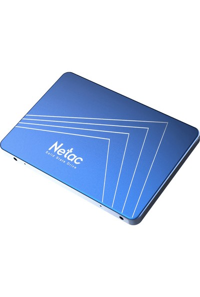 "Netac 240GB 500MB-599MB/s Sata 3 2.5"" SSD (N530S-240G)"