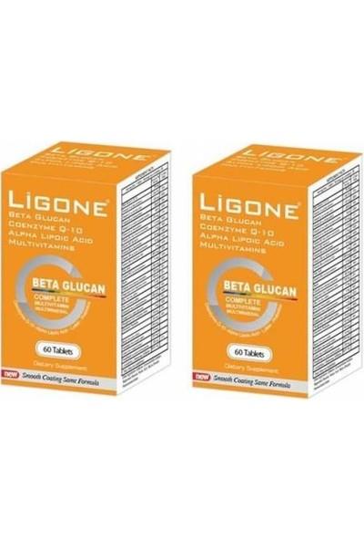 Ligone Beta Glucan 60 Kapsül 2 Adet