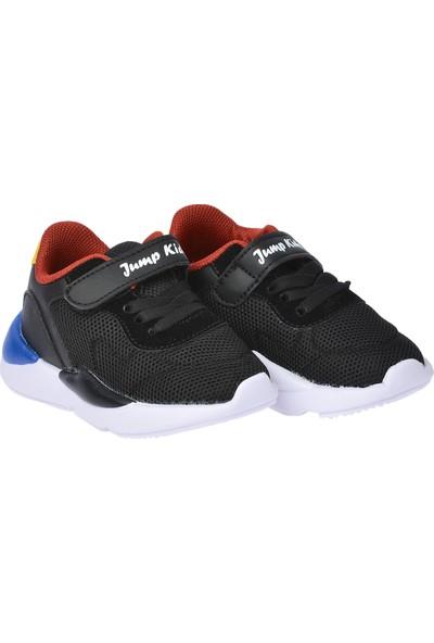 Jump 24745 Günlük Cırtlı Kız/Erkek Çocuk Spor Ayakkabı