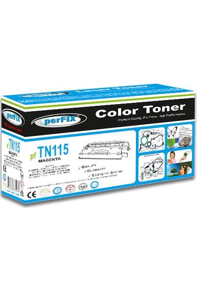Perfıx Pf TN115 TN155 4000 Sayfa Kırmızı Muadil Toner