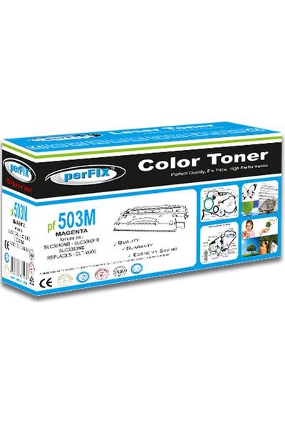 Perfıx Pf CLT503M 5000 Sayfa Kırmızı Muadil Toner