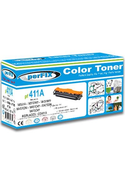 Perfıx PF410U - CE410A - CC530A 2200 Sayfa Siyah Muadil Toner