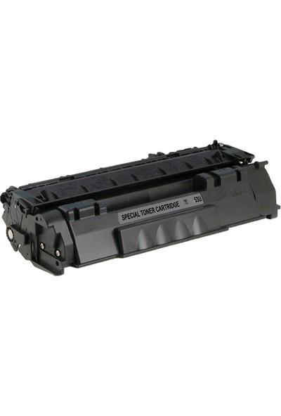 Special 53U - 53A - 49A - Q7553A - Q5949A - 2400 Sayfa Siyah Muadil Toner