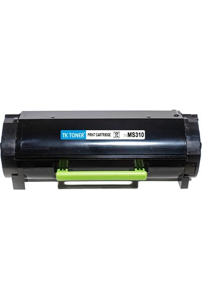 TK Toner MS310 50F5H00-505H- MS410 MS510 MS610 5000 Sayfa Siyah Muadil Toner