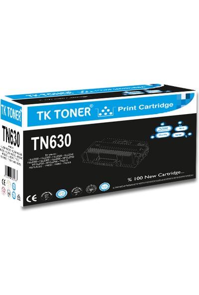 TK Toner TN2355 - TN2360 - TN2320 2600 Sayfa Siyah Muadil Toner