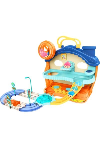 Fenfa Hamster Home Oyun Seti
