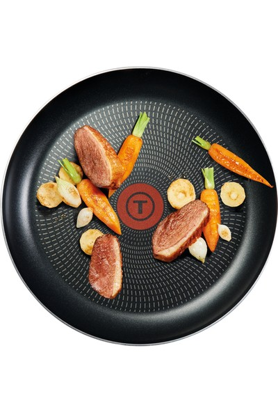 Tefal B3530712 Cook Right Kırmızı Tava 30 - 2100098690