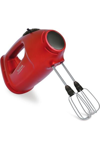 Tefal HT400530 Mastermix 4 Kademeli 425 Watt El Mikseri ve Karıştırıcı Kırmızı - 1500637078