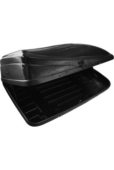AccessoryPart Toyota Rav4 2000 - 2013 Model Arası 380 lt Portbagaj - Siyah