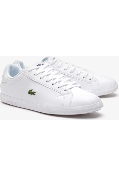 Lacoste Graduate BL 1 Erkek Beyaz Sneaker 737SMA0053.21G
