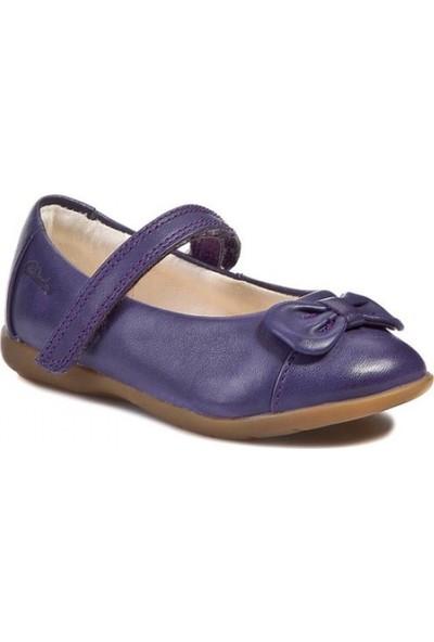 Clarks Dance Harper Fst Kız Çocuk Ayakkabı