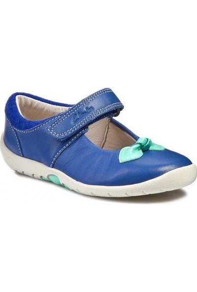 Clarks Softly Bow Fst Kız Çocuk Ayakkabı