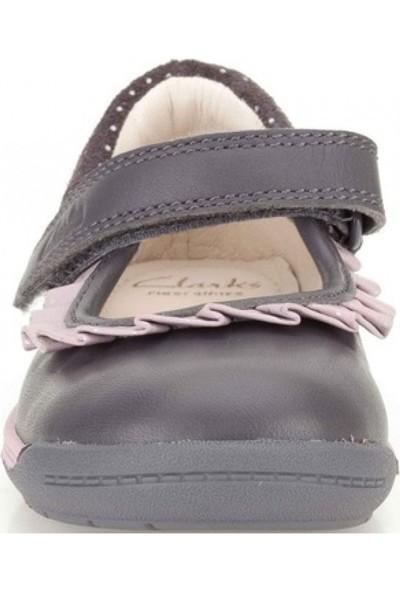 Clarks Softly Stef Fst Kız Çocuk Ayakkabı