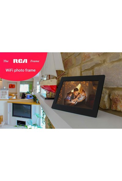 Rca 10'' Wi-Fi Dijital Fotoğraf Çerçevesi