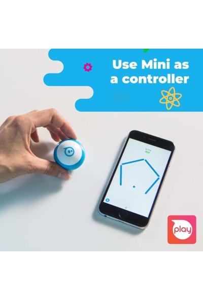 Sphero Mini Beyaz Uygulama Özellikli Programlanabilir Robot Topu