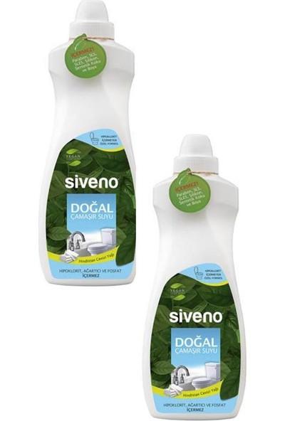 Siveno Doğal 2'li Çamaşır Suyu 700 ml