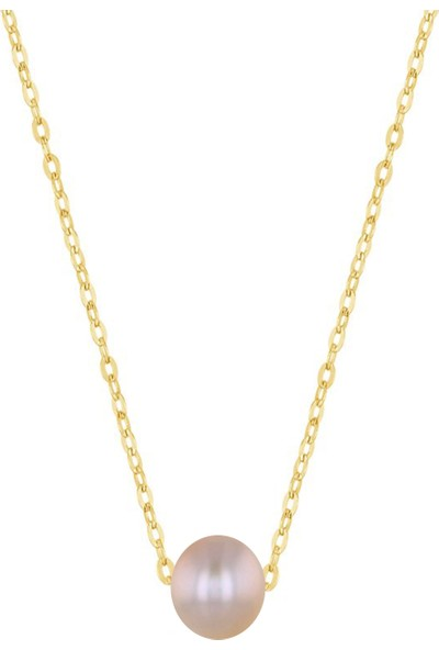 Gizil İnci 14K Pearly Chain