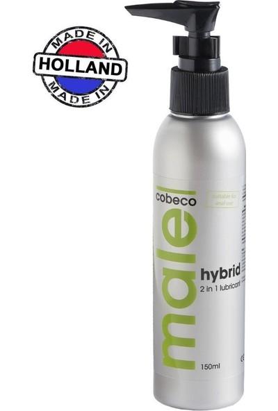 Cobeco Male Hybrid Lube 150 ml Su Bazlı Kayganlaştırıcı Jel