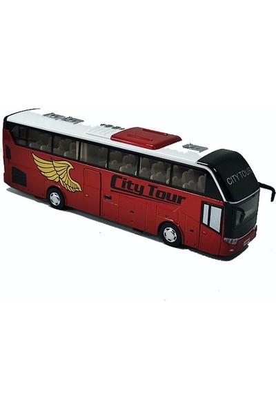 Ardahan Ticaret Metal Çek Bırak Tur Otobüsü