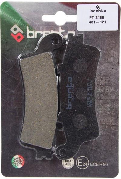 Brenta Honda Gl 1800 F6B Gold Wıng Disk Brenta Fren Ön/arka Balata (2013-2017)