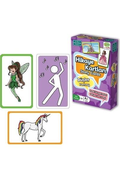 Green Board Games Hikaye Kartları - Düşler