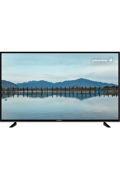 """Grundıg Torıno 49 Gdu 7905B 49"""" 123 Ekran Uydu Alıcılı 4K LED Tv"""