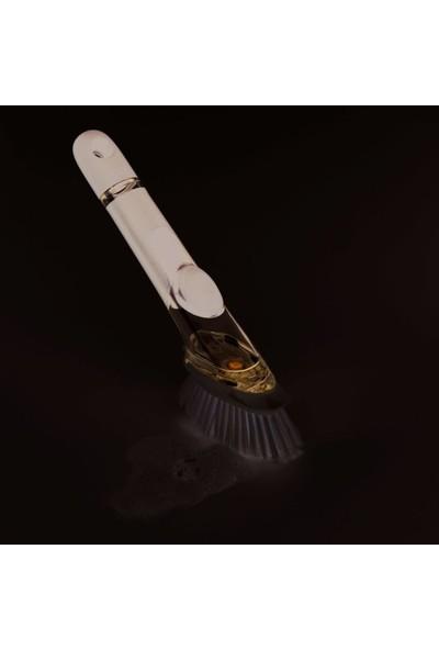 OXO GG Deterjan Hazneli Bulaşık Fırçası