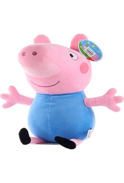 Peppa Pig Figür Peluş Oyuncak 19 cm