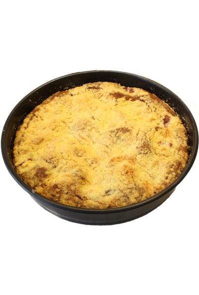 Panne Pizza - Yuvarlak Ekmek Kalıbı