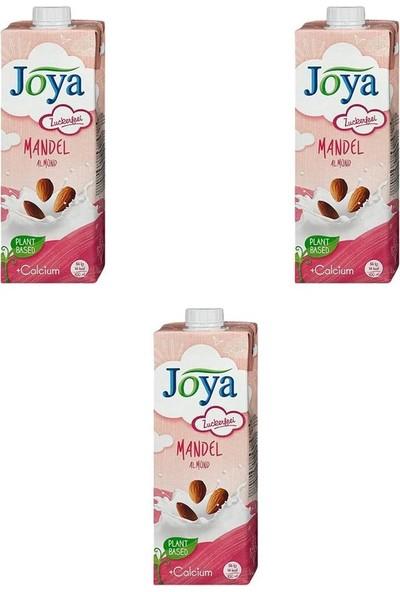 Joya Badem Sütü 1 Lt x 3'lü