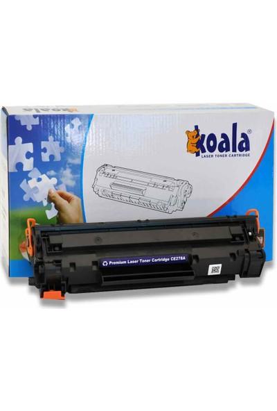Koala Canon CRG728 HP CE278A/78A Muadil Toner 2100 Sayfa Siyah