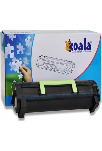 Koala Lexmark MS317/417-MX317/417 (505H) Muadil Toner 5000 Sayfa Siyah