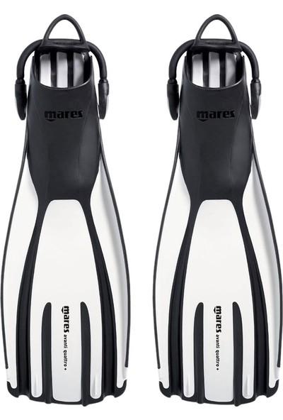 Mares Avanti Quattro Plus Palet Siyah