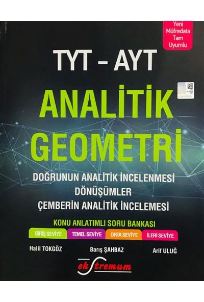 Tyt-Ayt Analitik Geometri Konu Anlatımlı Soru Bankası