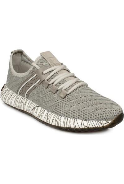 Greyder 67546 Gri Erkek Spor Ayakkabı