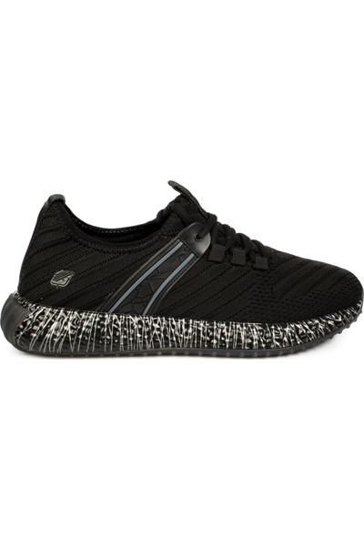 Greyder 67546 Siyah Erkek Spor Ayakkabı