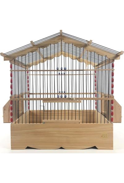 Naturbird Phaselis Ahşap Kafes
