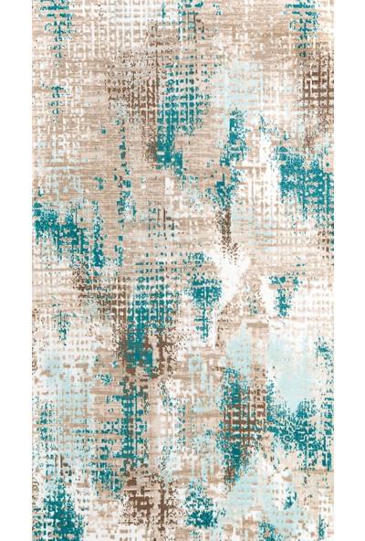 Plato Halı Soft Polen 3046 Kaymaz Taban Jel Yolluk 100x100 cm
