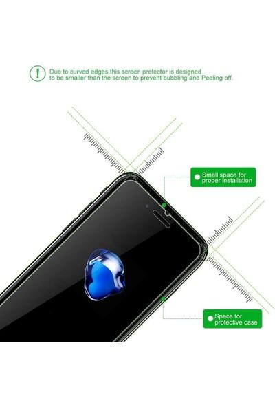 Engo Apple iPhone Se 2020 Ekran Koruyucu 2.5d Temperli Cam