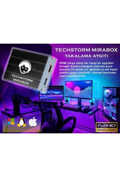 Techstorm Mirabox Full Hd Yakalama Aygıtı
