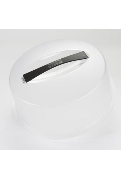 Fackelmann 7020 Deluxe Kelepçeli Kapaklı Kek Kalıbı 28 cm