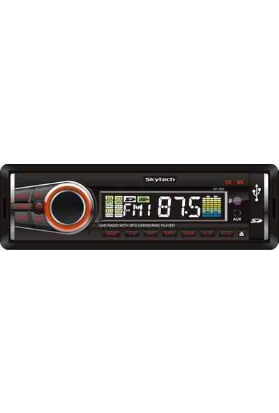 Skytech Oto Radyo Aux Usb/sd Mp3 Çalar