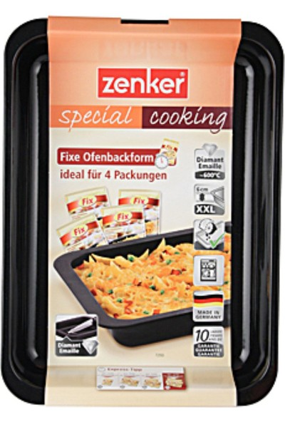 Zenker 7293 Special Cooking Fırın Tepsisi