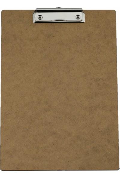 2K A4 Ahşap Sekreter Blok Tablası 100 Yaprak