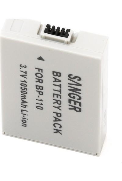 Sanger BP-110 Canon Kamera Batarya