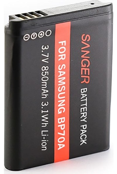 Sanger IA-BP70A Samsung Fotoğraf Makinesi Batarya