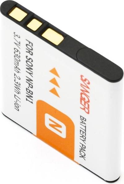 Sanger Np-Bn1 Sony Fotoğraf Makinesi Batarya