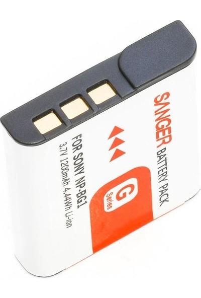 Sanger Np-Bg1 Sony Fotoğraf Makinesi Batarya