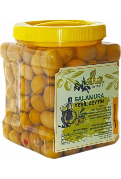 Alhan Zeytincilik Portakal Dolgulu Yeşil Zeytin - 900 gr