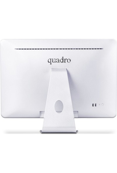 "Quadro Rapid HM8122 Intel Core i5 4670T 4GB 240GB SSD Freedos 21.5"" FHD All In One Bilgisayar 46424"